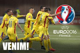Franţa, venim! GALERIE FOTO | Drumul României spre Euro 2016 în 10 imagini spectaculoase. Cele mai importante momente