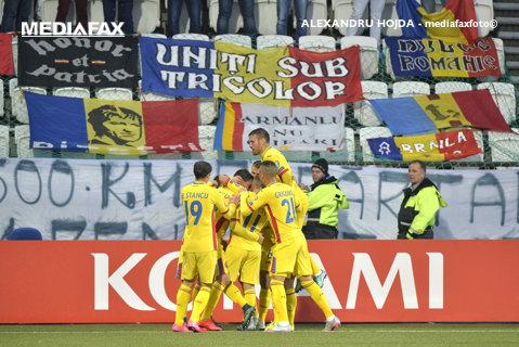 Meciul cu Feroe, cel mai urmărit program TV din România duminică seară: 2,3 milioane de telespectatori au văzut meciul care a adus calificarea la Euro 2016