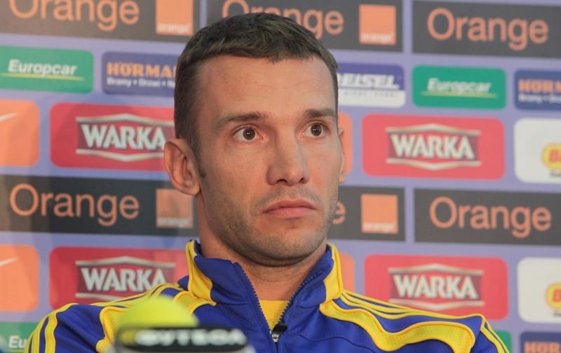 Shevchenko va merge cu naţionala Ucrainei la EURO 2016! Va fi noul antrenor secund