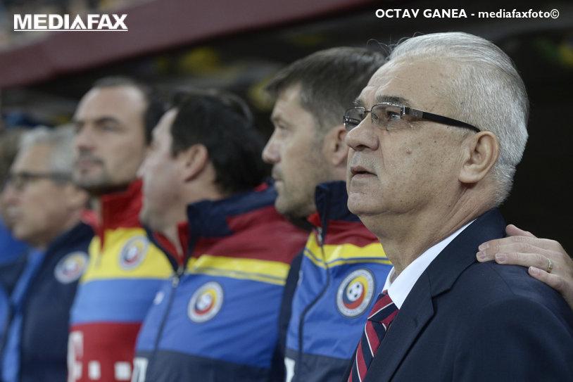 Naţionala României va efectua un cantonament în Italia, înaintea Campionatului European