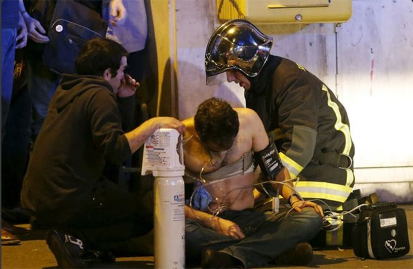 EURO 2016: Franţa va simula un atac terorist într-o zonă destinată fanilor