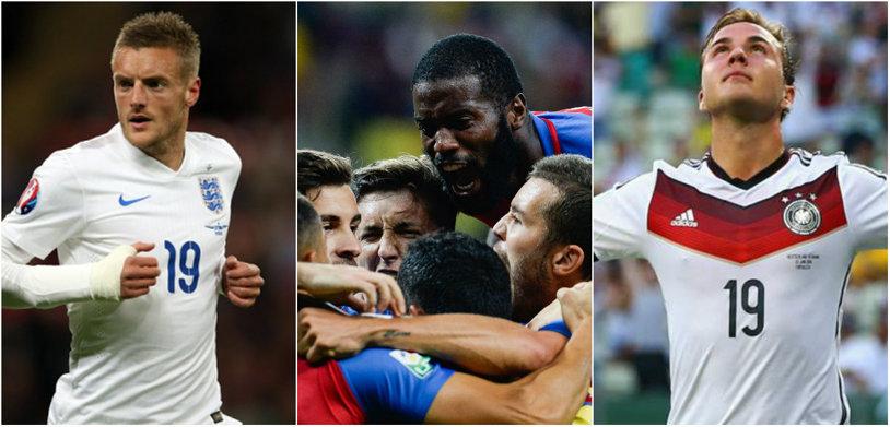 """Stelistul trecut de UEFA lângă Vardy şi Gotze pe lista celor 17 fotbalişti care """"au ceva de demonstrat"""" înainte de EURO"""