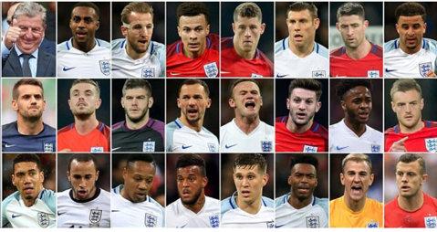 Anglia a anunţat lotul provizoriu pentru Euro 2016! Campioana Leicester, doi jucători în lotul de 26! Surpriza Marcus Rashford: puştiul de 18 ani a prins lista
