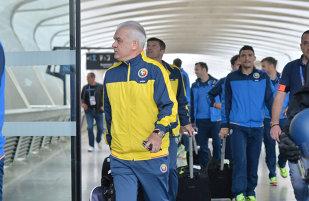 """Iordănescu şi-a schimbat discursul la revenirea în ţară: """"Eu sunt vinovatul! Am produs o mare decepţie"""" Selecţionerul şi-a cerut scuze"""