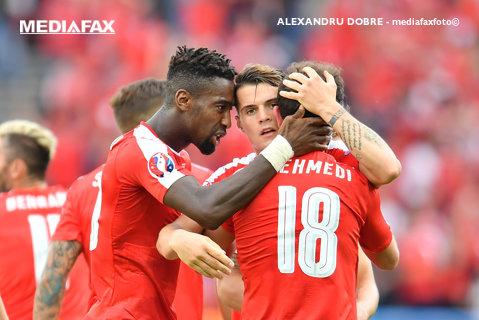 Se ştie deja rezultatul primului meci din optimi? Ce a apărut pe tabela de marcaj a stadionului cu o zi înainte de Elveţia - Polonia