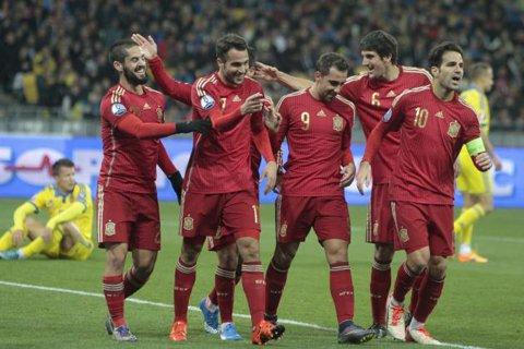 10 fotbalişti din naţionala Spaniei au fost supuşi unui control antidoping