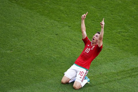 Nici bomba lui Hamsik, nici călcâiul magic al lui Ronaldo. A fost ales cel mai frumos gol din faza grupelor EURO 2016
