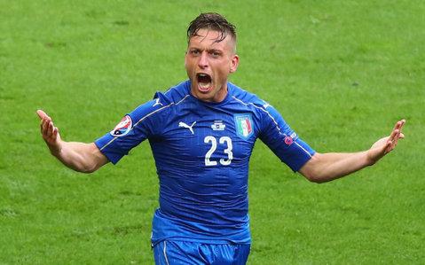 Impresionant | Record pentru Giaccherini la Euro 2016! Cât a alergat italianul în meciul cu Spania. A depăşit şi performanţa lui Nicoliţă din 2008 :)