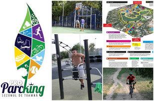 PRO PARCKING | Contrastul parcurilor din Sudul Bucureştiului . Alătură-te campaniei care va redesena parcurile tale favorite şi zonele în care poţi face sport | INFOGRAFIE