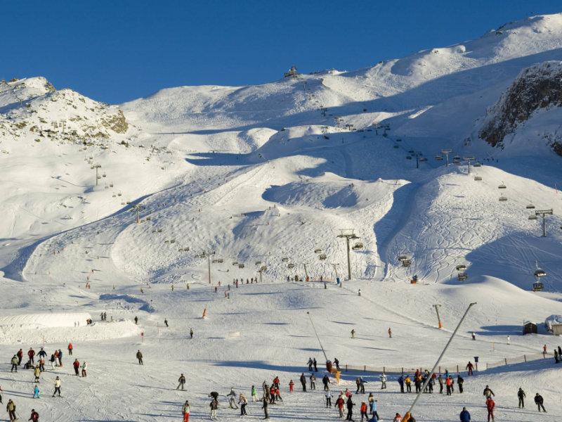 TIMP LIBER | Ischgl, cea mai însorită invitaţie la schi