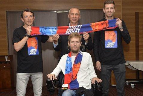 """Un nou moment uriaş marca """"Mihai Neşu"""": victoria obţinută de fostul jucător al Stelei: """"Este cea mai mare bucurie din viaţa mea"""""""