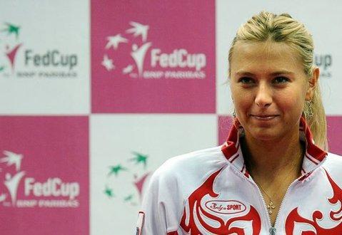 Federaţia Rusă de Tenis a inclus-o pe Maria Şarapova pe lista sportivelor participante la JO 2016 Rio!