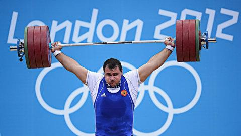 O nouă lovitură primită de Rusia. Echipa de haltere a primit interdicţie la Jocurile Olimpice de la Rio
