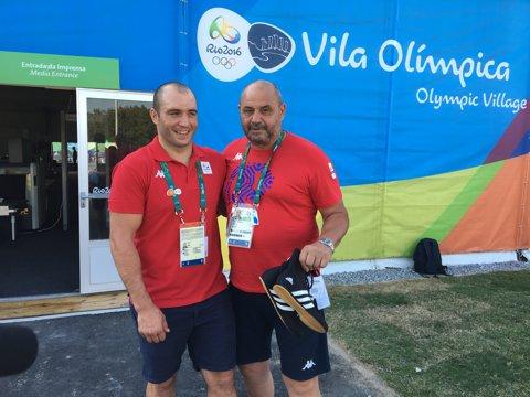 Rio 2016. Nistor - la două victorii de podiumul olimpic. Boxerul român debutează pe 13 august, cu iordanianul Iashaish