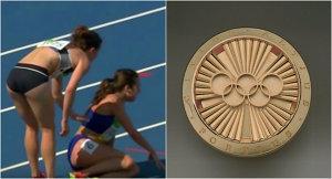 FABULOS Medalia olimpică mai greu de câştigat decât AURUL, primită de două sportive de la JO 2016! Doar 17 au fost acordate în istorie