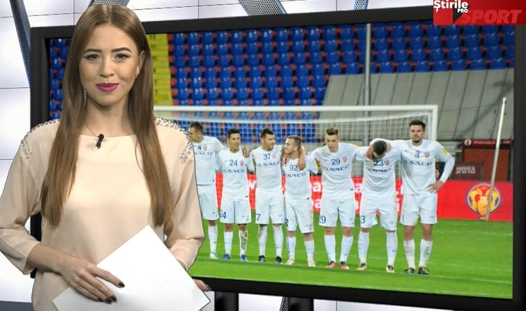 Ştirile ProSport | Cine e pe făraş la FCSB, cum a atras Sorana Cîrstea toate privirile şi transferul gândit de Zidane