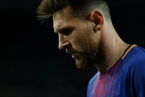 Barcelona, învinsă de Espanyol după nouă ani! Coşmarul lui Messi: Diego Lopez e singurul portar care i-a apărat două penalty-uri starului argentinian