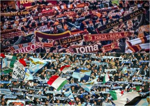 """Rivale până la moarte: Lazio bate rivala AS Roma şi trimite titlul la Juventus. """"Nu este ultimul meu derby"""", a spus Totti, ajuns la 40 de ani"""