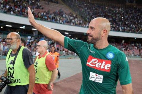"""Pepe Reina şi doi foşti jucători de la Napoli ar avea legături cu mafia! """"Vacanţe şi alte favoruri..."""""""