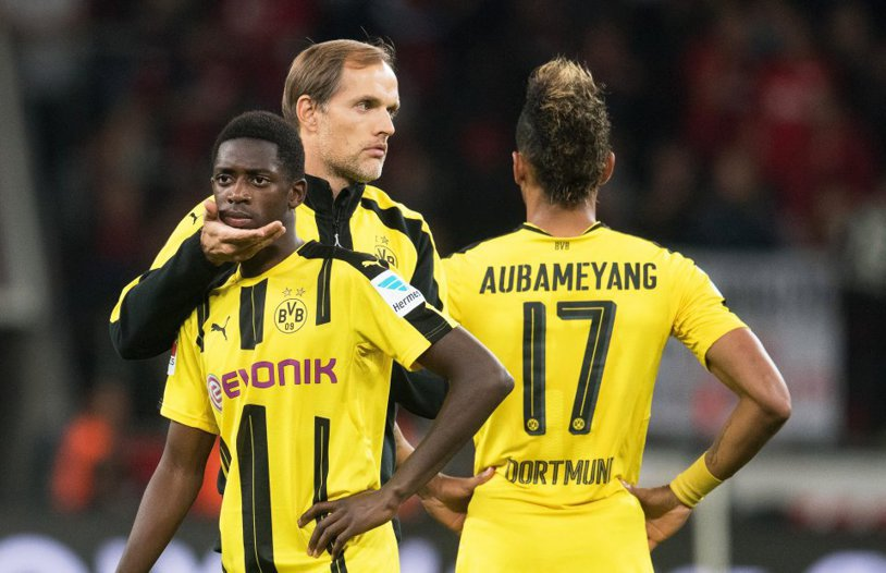 Borussia Dortmund presează Barcelona în legătură cu transferul lui Dembele. Mesajul ferm al germanilor