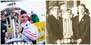 """JO de iarnă. Boberul Mihai Tentea (19 ani) este cel mai tânăr pilot de la Jocurile Olimpice. Dublu campion european şi medaliat mondial U23, argeşeanul este primul român după Panţuru (1964) şi Panaintescu (1972) care primeşte """"Rookie Trophy"""" din partea federaţiei internaţionale"""