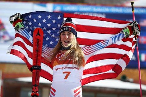 Mai tare decât Lindsey Vonn? O altă sportivă din Statele Unite şi-a propus cel puţin să egaleze un record vechi de 16 ani în probele de schi alpin la feminin