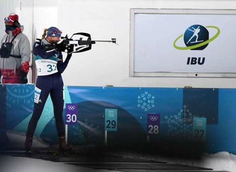 Eva Tofalvi a prins o zi slabă şi în proba individuală 15 kilometri: şapte focuri ratate în poligon, 11 minute întârziere şi locul 84