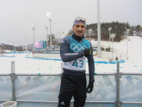 JO de iarnă. Paul Pepene – locul 37, Alin Cioancă – 43 la schi fond 15 kilometri liber