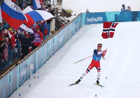 Norvegia a restabilit egalitatea cu Germania la titluri olimpice! Cele două naţiuni s-au desprins în clasamentul pe medalii