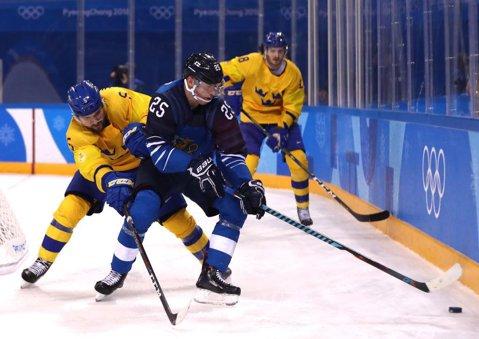 """Tabloul final al turneului olimpic la hochei masculin. Canada, Suedia şi Finlanda, adică podiumul de la Soci 2014, au ajuns pe aceeaşi jumătate a """"ţintarului"""""""