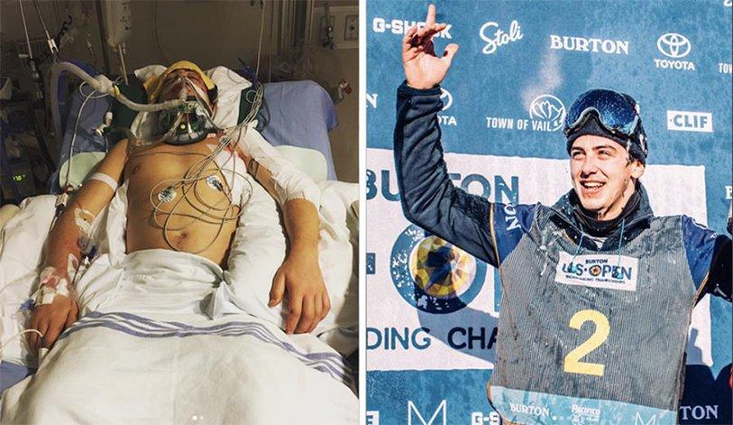 Şi-a rupt 17 oase, a avut splina ruptă şi nu putea vorbi. La 11 luni după ce a suferit un accident groaznic, un canadian a luat bronz la PyeongChang | JO 2018