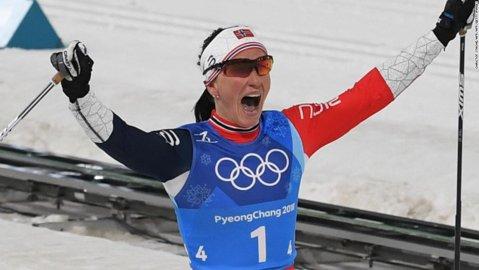 Contemporani cu istoria! Marit Bjoergen a devenit sportivul cel mai medaliat în istoria Jocurilor Olimpice de iarnă