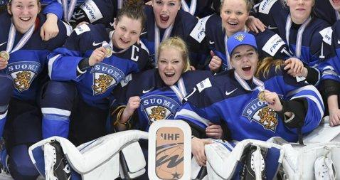 JO 2018 | Finlanda, medalie de bronz la hochei feminin. Cine joacă pentru aur