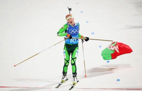 Cursă fabuloasă la ştafeta feminină de biatlon: Belarus a câştigat una din cele mai frumoase probe de la PyeongChang. Germania, marea favorită, a terminat doar pe locul 8