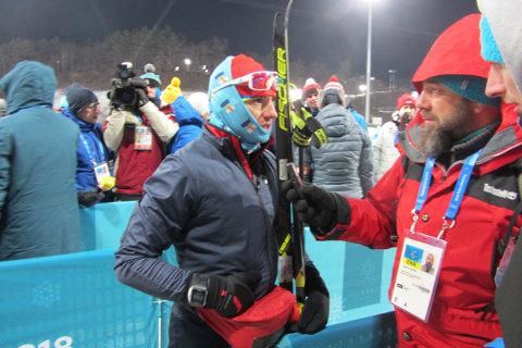 JO de iarnă 2018. Echipa de biatlon a României, locul 14 la ştafeta de 4x7,5 kilometri