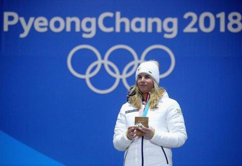 O sportivă din Cehia a scris istorie la Jocurile Olimpice de la PyeongChang cu două medalii de aur câştigate la două discipline diferite