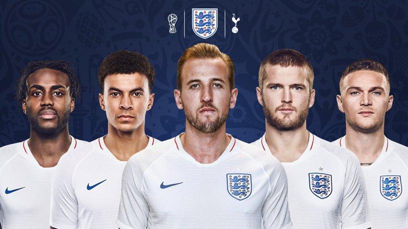 """Lotul Angliei pentru Cupa Mondială din Rusia. Surprizele selecţionerului Gareth Southgate şi fotbaliştii aflaţi în """"stand-by"""""""