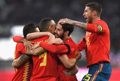 Lotul Spaniei pentru Cupa Mondială: 5 vedete din Premier League au fost lăsate acasă