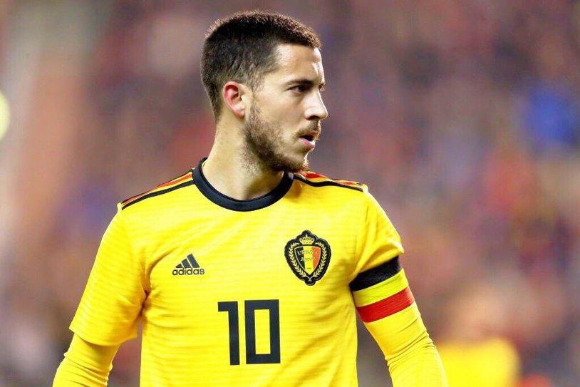Eden Hazard a dat predicţia pentru Cupa Mondială. Finala preconizată de vedeta Belgiei