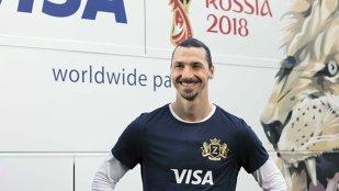"""Zlatan says... Prima amintire despre Mondial e legată de România, cei doi fotbalişti care vor """"erupe"""" în Rusia şi ceva """"marcă înregistrată"""""""