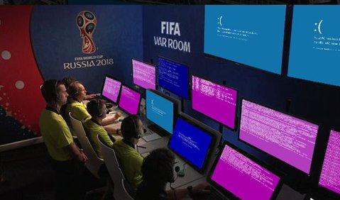 FIFA va analiza arbitrajul video din meciul Anglia-Tunisia, în timpul căruia englezii au reclamat două penalty-uri neacordate!