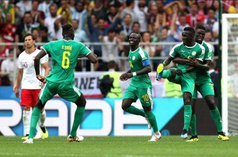 Senegal, prima victorie a africanilor la turneul din Rusia! Lewa & Co, de nerecunoscut