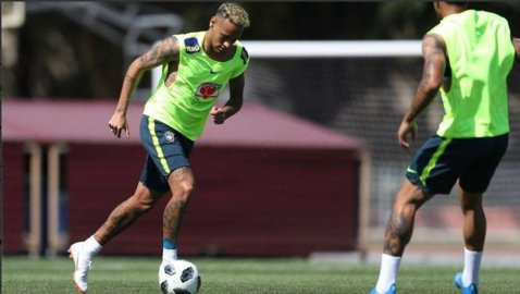 Neymar şi-a liniştit fanii! E complet refăcut, a făcut spectacol la antrenament şi a transmis un mesaj | VIDEO