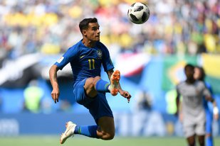 Salvatore Coutinho şi umbra lui Neymar! Brazilia învinge greu, pe final, Costa Rica şi preia şefia în grupa E. Cronica meciului