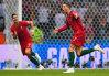 """""""Not impressed"""". Un internaţional spaniol, despre prestaţia lui Cristiano Ronaldo: """"Golurile lui au venit din faze fixe, penalty-uri sau greşeli"""""""