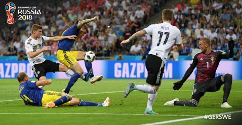 LIVE BLOG CM 2018, ziua 10   Germania - Suedia 2-1. IN-CRE-DI-BIL! Kroos marchează la ultima fază a meciului după 90 de minute de suferinţă. Mexic conduce Grupa F, Belgia a făcut spectacol cu Tunisia