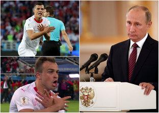 Au întrecut măsura! Doi fotbalişti l-au iritat pe Putin şi au lovit în orgoliu Rusia. Ce înseamnă gestul făcut de cei doi