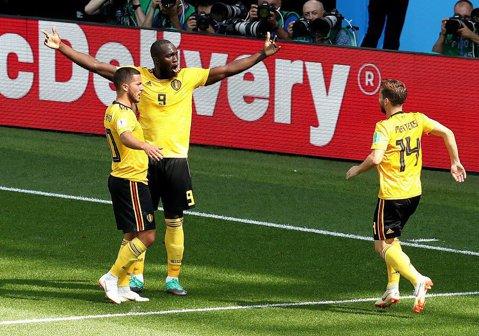 Bătăi de cap pentru Roberto Martinez. Trei vedete ale Belgiei s-au accidentat în meciul în care au spulberat Tunisia