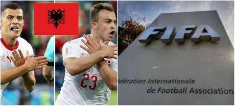 """Situaţia """"explozivă"""" aflată pe masa FIFA în cazurile lui Xhaka şi Shaqiri: doar aşa pot fi suspendaţi kosovarii din lotul Elveţiei! Mijlocaşii pot rata meciul cu Costa Rica şi """"optimile"""" de finală. Investigaţii şi împotriva Federaţiei din Serbia şi selecţionerului Krstajic"""