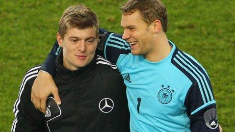 Nemţii de la Bild l-au provocat pe Toni Kroos după capodopera cu Suedia. Iată ce a ieşit!